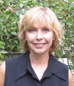 author Nancy Crocker