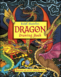 Dragon Drawing Book