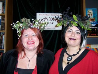 Goth Prom with Cassandra Clare